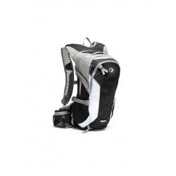 Plecak rowerowy czarno-szary